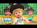🎵 Songs for Children | Little People | 1 Hour Song Compilation | Cartoons for Children🎵