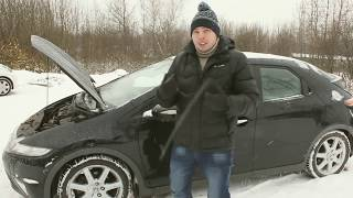 ВСЯ Правда про Honda Civic 5D в тестобзордрайве
