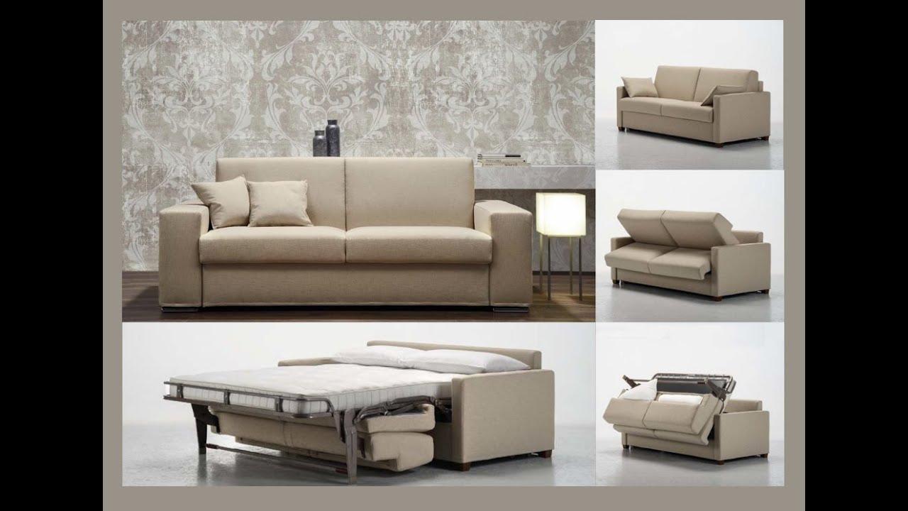 Divani trasformabili in letto rostagno youtube - Divani trasformabili letto ...