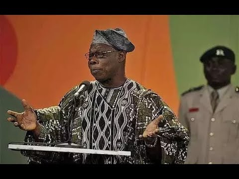 My Secret War With Obasanjo - General Jemibewon