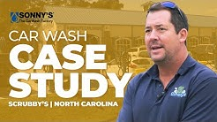 Car Wash Business Case Study - Scrubby's Car Wash