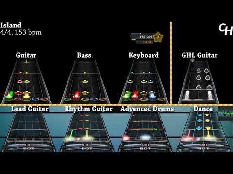Clone Hero/Phase Shift: Thunder Dragon - Biker Mice from Mars (SNES) Medley - Guitar Pro 7 Cover