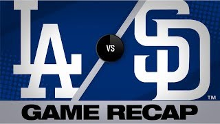 Muncy's late RBI aids Dodgers in 4-3 win - 5/3/19