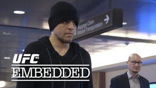 UFC 183 Embedded: Vlog Series - Episode 2