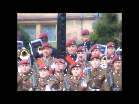 Fourth Battalion The Parachute Regiment