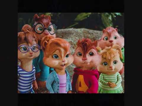 THE Chipmunks THE CURE-JORDIN SPARKS
