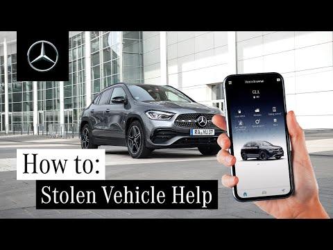 "IBM and Mercedes develop ""Stolen Vehicle Help"" for Mercedes me..."