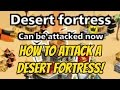 How to Attack a Desert Fortress | Goodgame Empire Tutorial