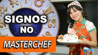 SIGNOS NO MASTERCHEF
