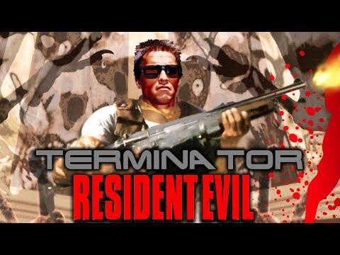 Resident Evil 1 1996 PC   Terminator Mod