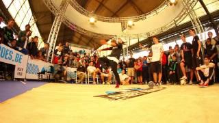 Belgian Panna Championship: Freestyle Battle 2013 - Part II - with Séan Garnier & Daniel Dennehy