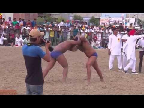 NANNGLI (Amritsar) || PEHLWAN NAZAR SINGH MEMORIAL NANNGLI MELA - 2015 || KUSHTI || HD ||