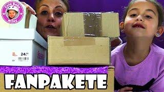 Fanpakete an CuteBabyMiley - mit vielen tollen Überraschungen