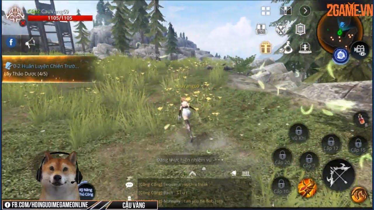 Trải nghiệm AxE: Alliance x Empire bản Việt hóa – Lối chơi ARPG đúng kiểu Hàn Quốc