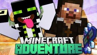 NORBERT ist der KÖNIG?! - Minecraft Adventure Map [Deutsch/HD]
