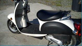 Honda Metropolitan Fuel Pump and Gas Filter Replacement