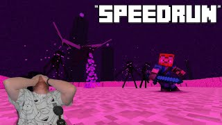 "DRAGONIA TURPAAN - Minecraft ""speedrun"" #4"