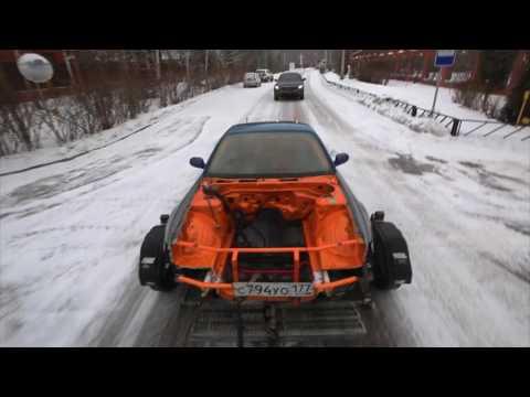 Поездка в SP-b за Nissan Silvia s15 RACEBRO