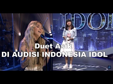INDONESIAN IDOL 2018 - Ghea Indrawari ft Julia Michaels ISSUES