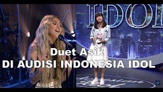 INDONESIAN IDOL 2018 - Ghea Indrawari ft Julia Michaels ISSUES