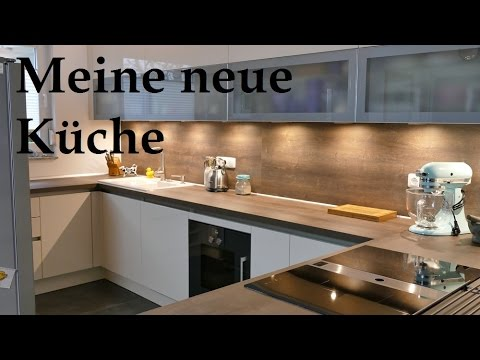 k chentour update ich zeige euch meine neue k che kitchentour nicoles zuckerwerk youtube. Black Bedroom Furniture Sets. Home Design Ideas
