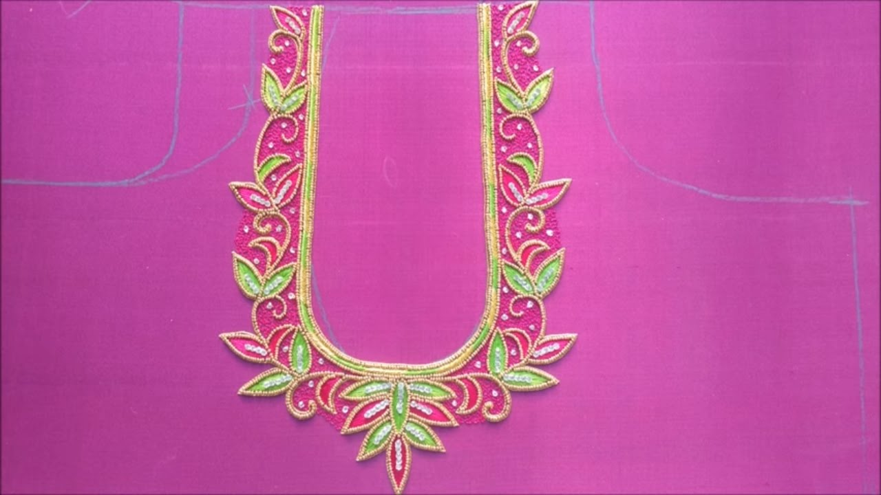 Hand embroidery designs easy stitches for
