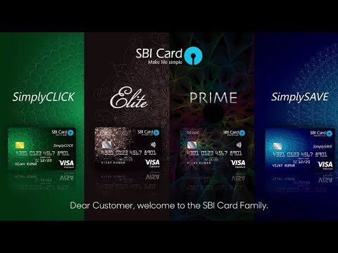 New SBI Cardholders | How To Use The SBI Card Website