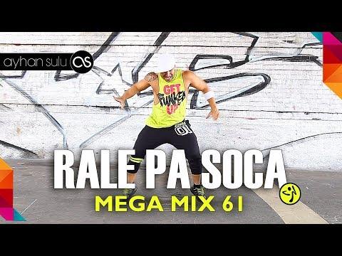 Zumba MegaMix 61 - RALE PA SOCA // by A. SULU