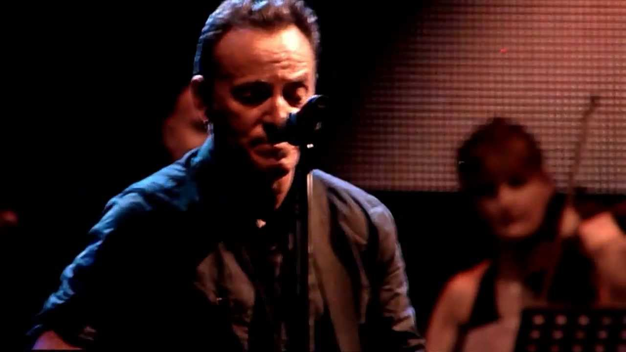BRUCE SPRINGSTEEN °HD° New York City Serenade ROMA Italy Italia 11/07/2013 -tinaRnR