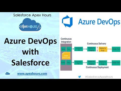 Azure DevOps with Salesforce - YouTube
