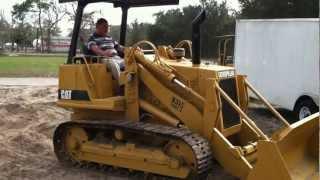 Cat Track Loader 931C