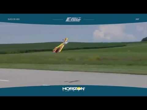 Slick 3D 480 ARF Von E Flite