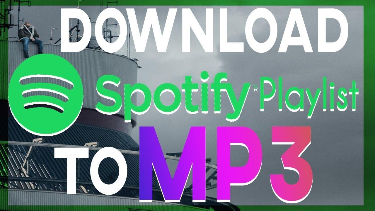 download playlist spotify mp3 free