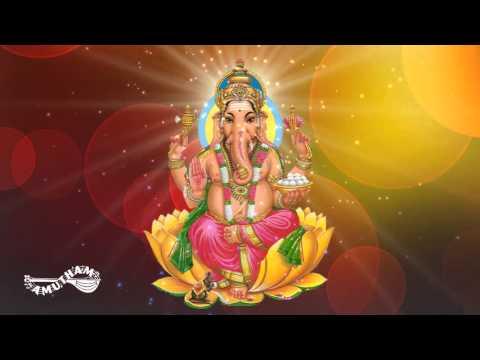 Vinayagar Thudhi - Thiruppugazh - Sudha Ragunathan