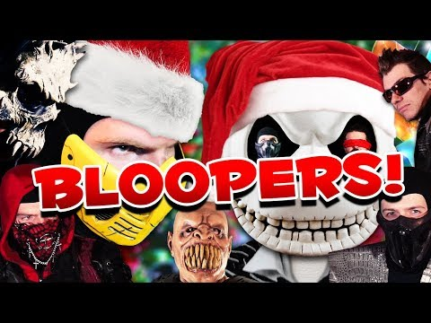 Real Mortal Kombat Christmas Bloopers! - SANTA GOT JACKED! | MK11 thumbnail