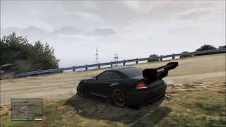 Grand Theft Auto 5 - Feltzer (Mercedes-Benz) Tuning Car Driving Gameplay [HD]