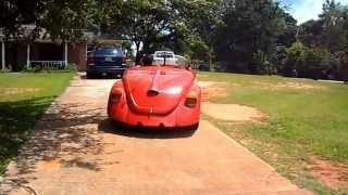 1973 vw beetle hebmuller type
