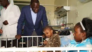 Huruma, DoD victims to receive treatment at no cost
