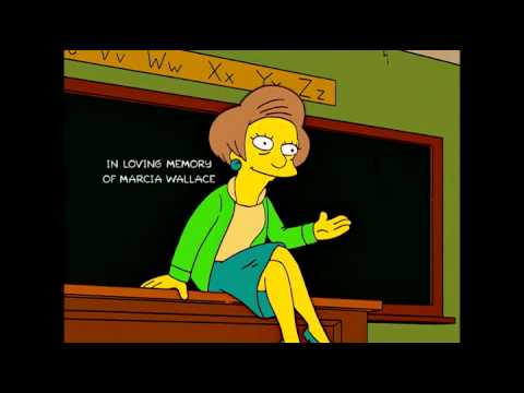 marcia wallace r.i.p.