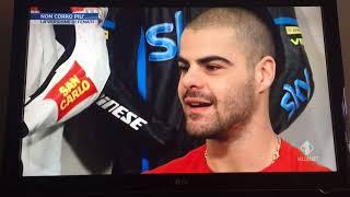 Intervista Fenati SportMediaset pt1