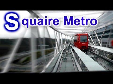 Squaire Metro | Flughafen Frankfurt