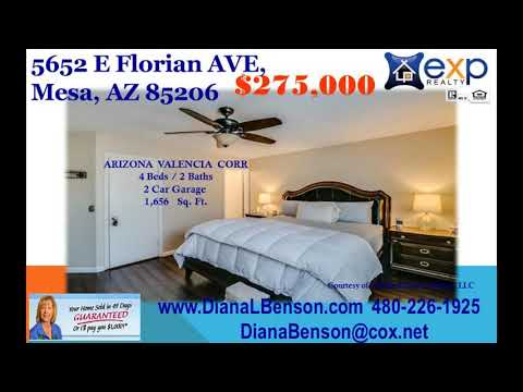 The top real estate agent in Mesa, AZ 85206