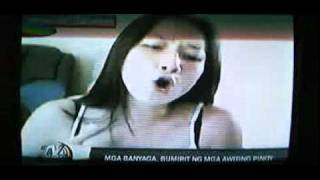 "TV Patrol ""foreigners singing filipino songs"""