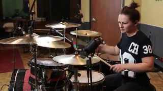 Kortney Grinwis - Hundredth - Shelter (Drum Cover)