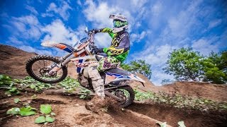 Fun Enduro Riding - KTM EXC 450 6Days Finland