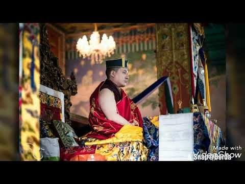 Tibetan latest 2018 song for H.H 17th Karmapa Thrinely Thaya Dorje. .. singer from Tibet