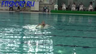 Чем. России по синхронному плаванию, Александра Попова