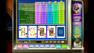 Игровой автомат ACES AND FACES играть бесплатно и без регистрации онлайн