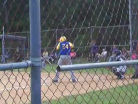 new prospect christian school baseball game