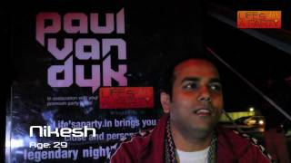 Paul van Dyk Evolution World Tour 2012 - India